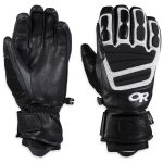 Outdoor Research Mens Mute Sensor Gloves – Black