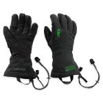 Outdoor Research Mens Luminary Sensor Gloves – Black