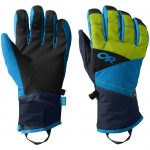 Outdoor Research Men's Centurion Gloves – Blue