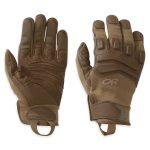 Outdoor Research Mens Firemark Gloves – Red