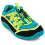 Northside Kids Brille Ii Water Shoes, Aqua/lime – Blue