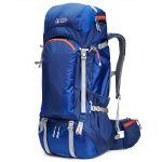 Ems Long Trail 70 Backpack  – Blue