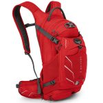 Osprey Raptor 14, Red Pepper – Red