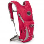 Osprey Womens Verve 3 Cycling Pack, Scarlet Red – Red