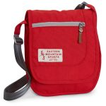Ems North End Shoulder Bag – Red
