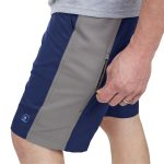 Ems Mens Shoreline Shorts – Blue – Size 30