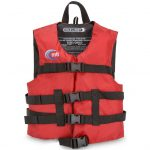 MTI Child Livery Life Jacket – Red