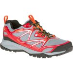 Merrell Mens Capra Bolt Waterproof Trail Shoes, Bright Red – Red