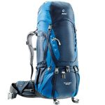 Deuter Aircontact 65+10 Pack – Blue