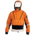 Kokatat Mens Tropos Tectour Anorak Jacket – Orange – Size S