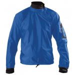 Kokatat Mens Tropos Light Breeze Jacket – Blue – Size L