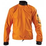 Kokatat Mens Tropos Light Breeze Jacket – Orange – Size XL