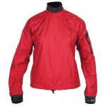 Kokatat Womens Tropos Light Breeze Jacket – Red – Size S