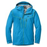 Outdoor Research Mens Realm Jacket – Blue