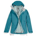 Ems Womens Freescape 4-In-1 Jacket – Green