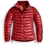 Ems Womens Feather Pack Jacket – Red