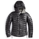 Ems Womens Feather Pack Hooded Jacket – Black