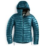 Ems Womens Feather Pack Hooded Jacket – Green