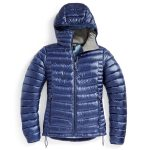 Ems Womens Feather Pack Hooded Jacket – Blue