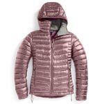 Ems Womens Feather Pack Hooded Jacket – Purple