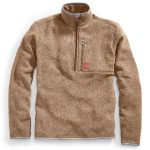 Ems Mens Roundtrip Pullover – Brown – Size XL