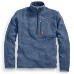 Ems Mens Roundtrip Pullover – Blue – Size XL