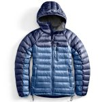 Ems Mens Feather Pack Hooded Jacket – Blue