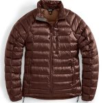 Ems Mens Feather Pack Jacket – Brown