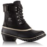 Sorel Womens Winter Fancy Lace Ii Boot, Black – Black