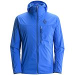 Black Diamond Mens Alpine Start Hoody – Blue