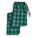 Ems Holiday Flannel Pajama Pants – Green