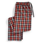 Ems Holiday Flannel Pajama Pants – Red