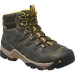 Keen Mens Gypsum Ii Waterproof Boots, Forest Night – Green