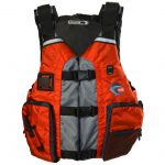 MTI Calcutta Fishing PFD – Orange