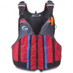 MTI Dio High-Back PFD – Red