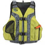 MTI Solaris High-Back PFD – Green