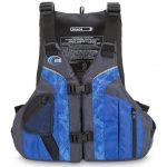 MTI Solaris High-Back PFD – Blue