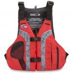 MTI Solaris High-Back PFD – Red