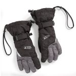 Ems Womens Altitude 3-In-1 Gloves – Black