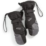 Ems Womens Altitude 3-In-1 Mittens – Black