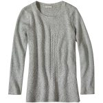 Prana Womens Nolan Tunic Sweater – White – Size XL