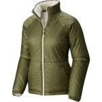 Mountain Hardwear Womens Switch Flip Jacket – Green