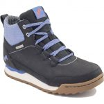 Forsake Womens Loop Boots, Black/periwinkle – Black