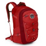 Osprey Quasar Backpack – Red