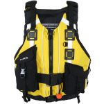 NRS Rapid Rescuer PFD Life Jacket – Yellow