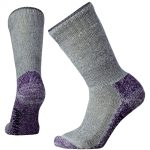 Smartwool Womens Mountaineering Extra Heavy Crew Socks – Black