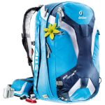 Deuter Women's Ontop Abs 28 Sl Avalance Airbag Backpack – Blue