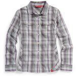 Ems Womens Timber Flannel Shirt – Black – Size L