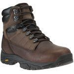Timberland Mens Jefferson Summit Waterproof Hiking Boots, Dark Brown – Brown