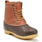 Ems Mens Duck Boots, Brown – Brown